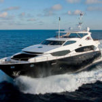 Чартер Sunseeker BLACK & WHITE